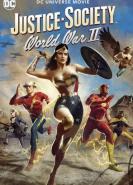 download Justice Society World War II 2021.2160p UHD