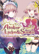 download Atelier Lydie and Suelle The Alchemists and the Mysterious Paintings DX