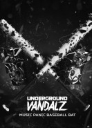 download Underground Vandalz - Music Panic Baseball Bat