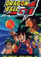 download Dragonball GT The Movie Son Goku Jr