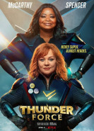 download Thunder Force 2021 HDR 2160p