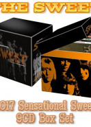 download The Sweet - Sensational Sweet (2017) [9CD Box Set]