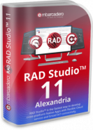 download Embarcadero RAD Studio Alexandria 11.0 Version 28.0.42600.6491