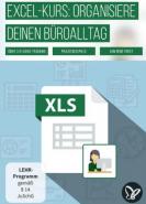 download PSD Tutorials Excel Kurs Organisiere Deinen Bueroalltag