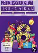 download PSD Tutorials Zahlen Vorlagen fuer Geburtstag und Jubilaeum
