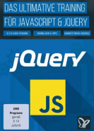 download PSD Tutorials Das ultimative Training fuer JavaScript und jQuery