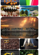 download Beautiful Mixed Wallpapers Pack 721