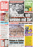 download Bild Zeitung vom 06 August 2021