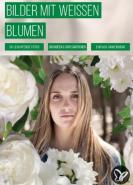 download PSD Tutorials Bilder mit weissen Blumen