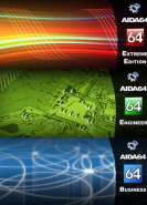 download AIDA64 Extreme / Engineer / Business / Network Audit 6.20.5300