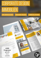 download PSD Tutorials Corporate Design fuer Immobilienfirmen und Architekturbueros