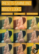 download PSD Tutorials Moody Look Lightroom und Camera Raw Presets fuer atmosphaerische Fotos