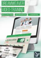 download PSD Tutorials Dreamweaver Video Training