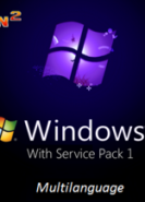 download Windows 7 SP1 (x64) Ultimate 3in1 August 2021