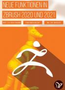 download PSD Tutorials Neue Funktionen in ZBrush 2020 und 2021