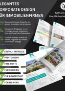 download PSD Tutorials Elegantes Corporate Design fuer Immobilienfirmen und Architekturbueros