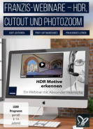 download PSD Tutorials FRANZIS Webinare HDR Projects