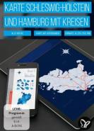 download PSD Tutorials Landkarte Schleswig Holstein