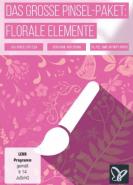 download PSD Tutorials Flower Brush Photoshop Pinsel fuer florale Elemente