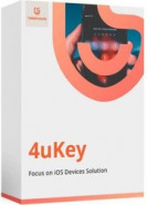 download Tenorshare 4uKey v3.0.3.4