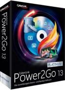 download CyberLink Power2Go Platinum v13.0.2024.0