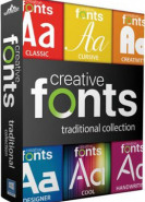 download Summitsoft Creative Fonts Collection 2020.1