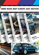 download BMW Road Map Europe East Motion 2020
