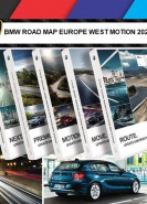 download BMW Road Map Europe West Motion 2020