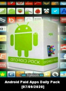 download Android Paid Apps Daily Pack 07.09.2020