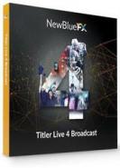 download NewBlue Titler Live 4 Broadcast v4.1.210630 (x64)