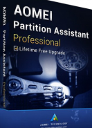 download AOMEI Partition Assistant v8.9