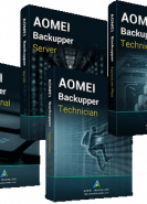 download Aomei Backupper v5.90 WinPE Edition Legacy