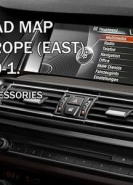 download BMW Road Map Europe (East) Route 2020.1