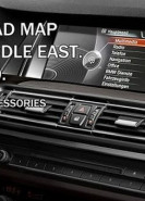 download BMW Road Map Middle East Route 2020