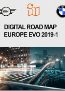 download BMW Road Map Europe Evo 2019.1