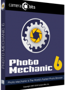 download Camera Bits Photo Mechanic v6.0 Build 3889