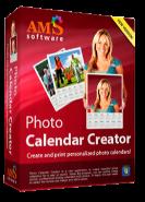 download AMS Software Photo Calendar Creator Pro v15.0