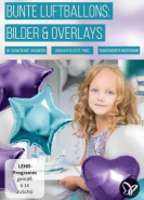 download PSD Tutorials Bunte Luftballons Bilder und Overlays