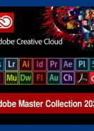 download Adobe Master Collection CC 2021 01.06.2021 (64-Bit)