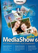 download CyberLink MediaShow Ultra v6.0.12916