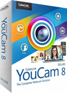 download CyberLink YouCam Deluxe v8.0.1708.0