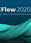 download DS Simulia XFlow 2020x Build 110.08 (x64)