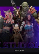 download DAZ Studio Professional v4.15.0.2