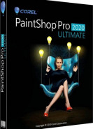 download Corel PaintShop Pro Ultimate 2020 v22.0.0.112
