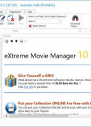 download Extreme Movie Manager v10.0.0.2