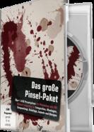 download PSD.Tutorials - Das große Pinsel Paket für Photoshop und Gimp