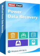 download MiniTool Power Data Recovery v10.0 (x64)