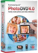 download honestech PhotoDVD v4.0.33.0