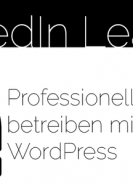 download LinkedIn Professionelle Blogs betreiben mit WordPress