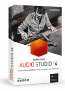 download Magix Sound Forge Audio Studio v14.0.75